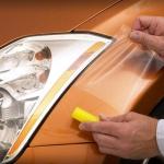 Как произвести бронирование авто пленкой