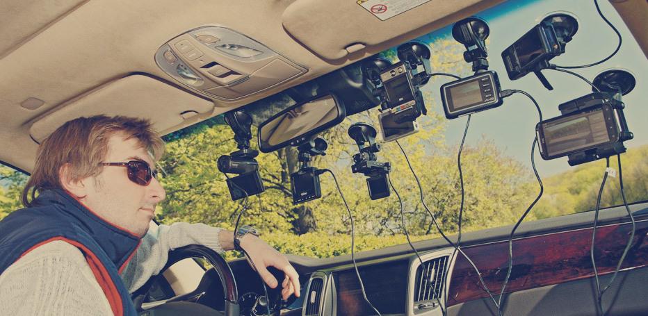 видеорегистратор и муки выбора