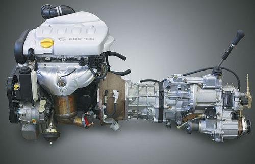 шевроле нива с новым двигателем от опель
