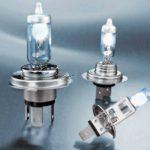 Галогеновые лампы для авто h7 повышенной яркости