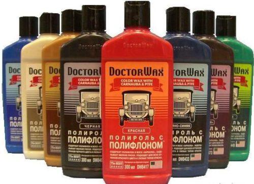 автомобильная химия DoctorWax