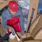 Чем почистить салон автомобиля своими руками