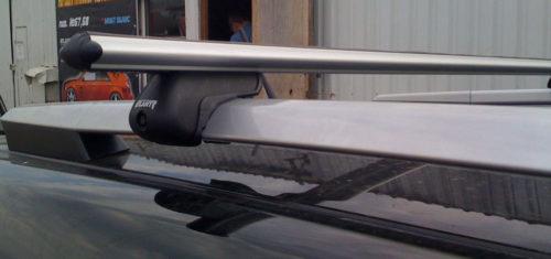 багажник на крышу на ниссан мурано z51