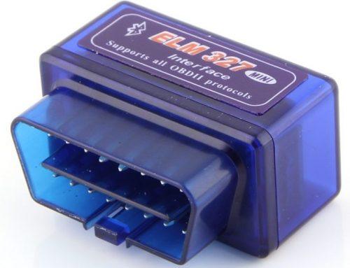 беспроводной сканер марки ELM