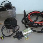 Предпусковой подогреватель двигателя Бинар