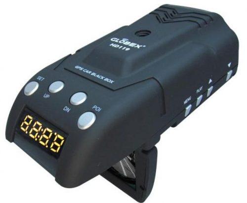 видеорегистратор с антирадаром Globex