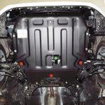 защита двигателя polo