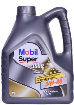моторные масла для дизельных двигателей с турбонаддувом Mobil