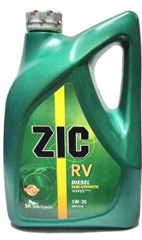моторные масла для дизельных двигателей с турбонаддувом Zic