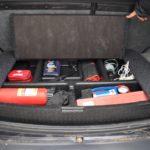 Изготовление органайзера в багажник Нива Шевроле