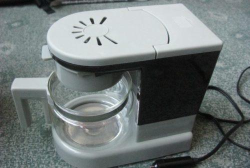 автомобильная кофеварка от прикуривателя Brol