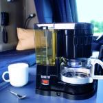 Принцип работы автомобильной кофеварки от прикуривателя