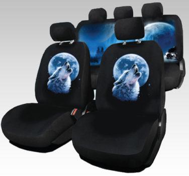 крутые майки на сиденья автомобиля