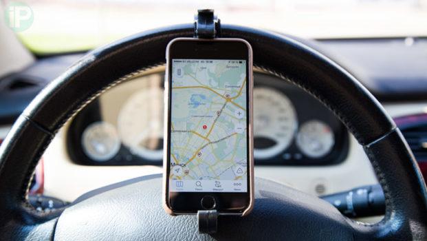 держатель для iphone 6 на руль
